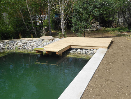 Am nagement ext rieur haute savoie annecy terrasse for Amenagement de piscine exterieur
